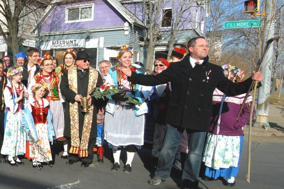Click Image Above for Dyngus Day in Buffalo, New York 2021 Schedule
